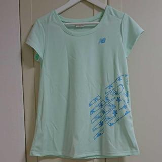 ニューバランス(New Balance)のニューバランスシャツ(Tシャツ(半袖/袖なし))
