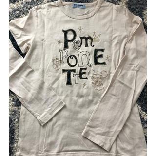 pom ponette - ポンポネット 長袖