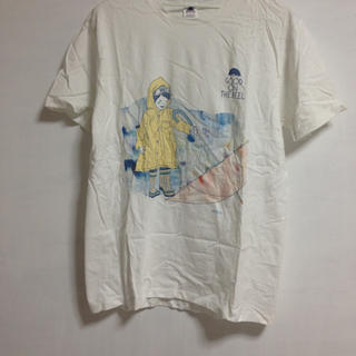 GOOD ON THE REEL 雨天決行Tシャツ(ミュージシャン)