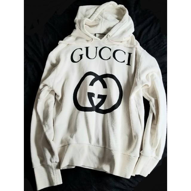大黒屋 カルティエ 時計 スーパー コピー - Gucci - 4/4迄のお値下げ♪GUCCI グッチ☆GGロゴパーカー ユニセックスの通販