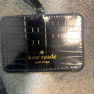 ケイトスペードニューヨーク(kate spade new york)のkatespade IDケース 付録(パスケース/IDカードホルダー)