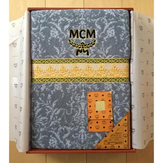 エムシーエム(MCM)のMCM  タオルケット(タオルケット)