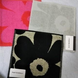 marimekko - マリメッコタオル ウニッコ タオルハンカチ ハンドタオル タオセット売り