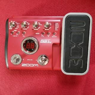 ズーム(Zoom)のZoom B2.1u(ベースエフェクター)