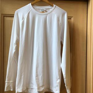UNIQLO - ユニクロ ユー UNIQLO UUU クルーネック 長袖Tシャツ L