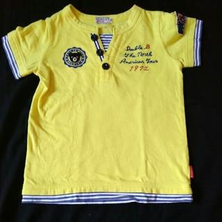 mikihouse - ミキハウス ダブルB 100 Tシャツ