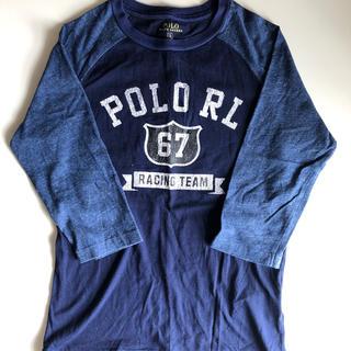POLO RALPH LAUREN - ポロラルフローレン キッズ用 7分丈Tシャツ
