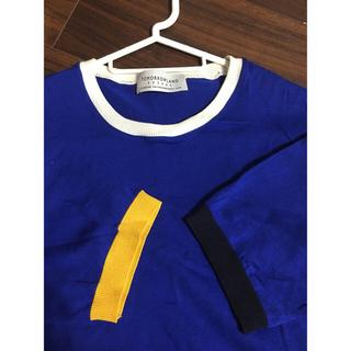 TOMORROWLAND - トゥモローランド  tomorrowland ニット Tシャツ