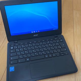 エイサー(Acer)のChromebook 11 C732L-H14M(ノートPC)
