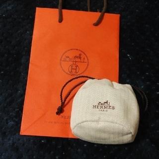 Hermes - HERMES エルメス 腕時計 布製保存袋