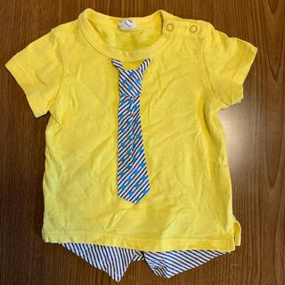 mou jon jon - ムージョンジョン Tシャツ 80