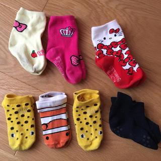 ベビードール(BABYDOLL)の靴下 11ヶ月〜1歳半くらいまで(靴下/タイツ)