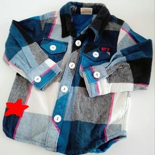 Bit'z - BIT`Z チェックシャツ