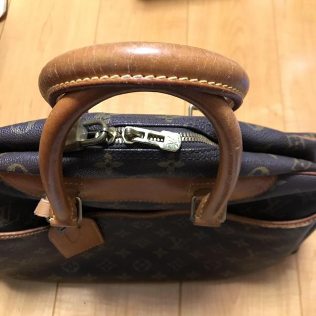 LOUIS VUITTON(ルイヴィトン)の値上げLOUIS VUITTON ドーヴィル モノグラバッグ レディースのバッグ(ボストンバッグ)の商品写真