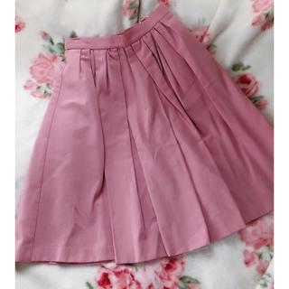 Apuweiser-riche - 美品♡ピンクスカート♡