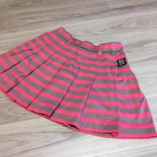 パーリーゲイツ(PEARLY GATES)のスカート(ミニスカート)