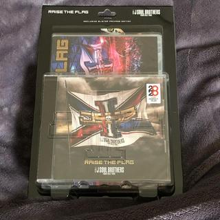 三代目 J Soul Brothers - 三代目JSB RAISE THE FLAG CD DVD FC限定盤 ブルーレイ