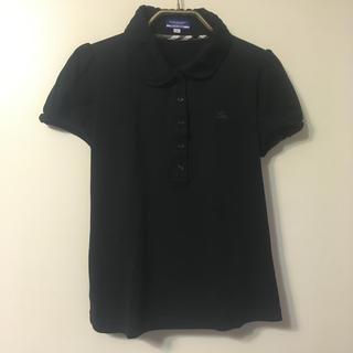 BURBERRY BLUE LABEL - バーバリーブルーレーベル ポロシャツ