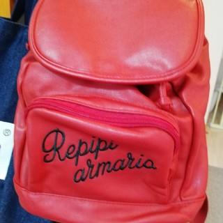 レピピアルマリオ(repipi armario)のレピピアルマリオ❤️リュック(リュック/バックパック)