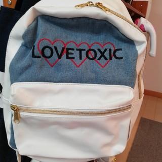 lovetoxic - LOVE TOXICリュック