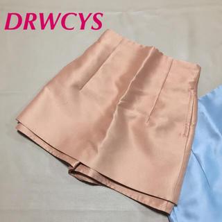ドロシーズ(DRWCYS)のDRWCYS ドロシーズ  ミニスカート  キュロットスカート オレンジ(キュロット)