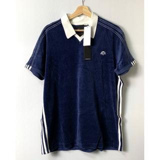アレキサンダーワン(Alexander Wang)の【H】adidas AW Velor Polo BR0217★2XO(ポロシャツ)