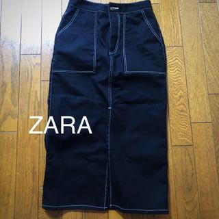 ZARA - タイトスカート