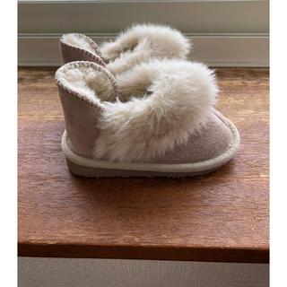 petit main - ブーツ 13センチ