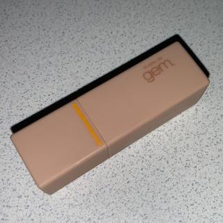 スピックアンドスパン(Spick and Span)のラポドゥジェム gemini lip stick アンバーl-104(口紅)