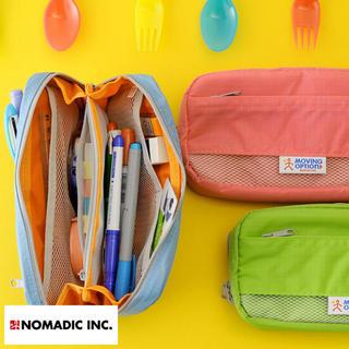 ノーマディック(NOMADIC)の新品タグ付き ペンケース NOMADIC ノーマディック(ペンケース/筆箱)