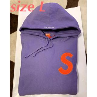 シュプリーム(Supreme)のSupreme S Logo Hooded Sweatshirt(パーカー)