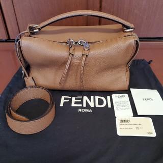 FENDI - ♡mck様専用♡  FENDI フェンディ セレリア レイ 2way バッグ
