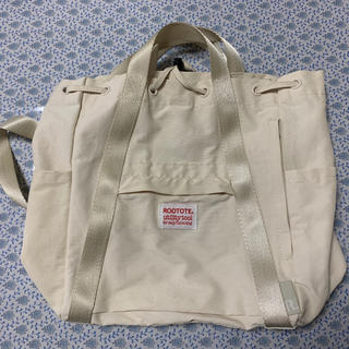 ROOTOTE - ルートート 2way トートバッグ リュックサック