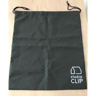 スタディオクリップ(STUDIO CLIP)のstudio CLIP 巾着袋 オムツポーチ(ポーチ)