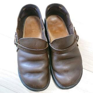 ネストローブ(nest Robe)のオーロラシューズ ミドルイングリッシュ(ローファー/革靴)