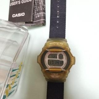 ベビージー(Baby-G)のCASIO 腕時計 ベビーG-SHOCK(腕時計)