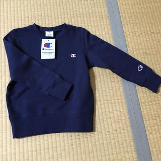 チャンピオン(Champion)の新品 チャンピオン トレーナー 薄手 120cm(Tシャツ/カットソー)