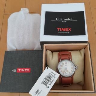 タイメックス(TIMEX)の★新品未使用・動作正常★タイメックス ミジェット ホワイト(腕時計(アナログ))