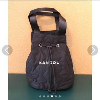 カンゴール(KANGOL)のカンゴール*キルティング2Way巾着バック(ショルダーバッグ)