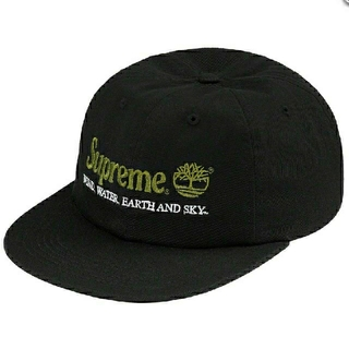 Supreme - 黒 Supreme Timberland 6-Panelティンバーランド