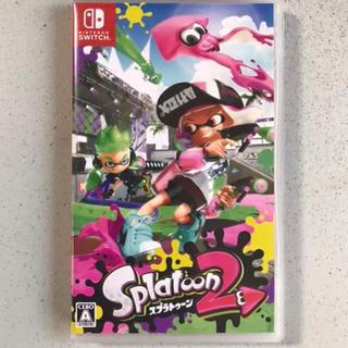 Nintendo Switch - スプラトゥーン2 ニンテンドーSwitch スイッチ 任天堂