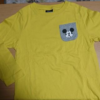 GU - GU  ディズニー ロングTシャツ 120