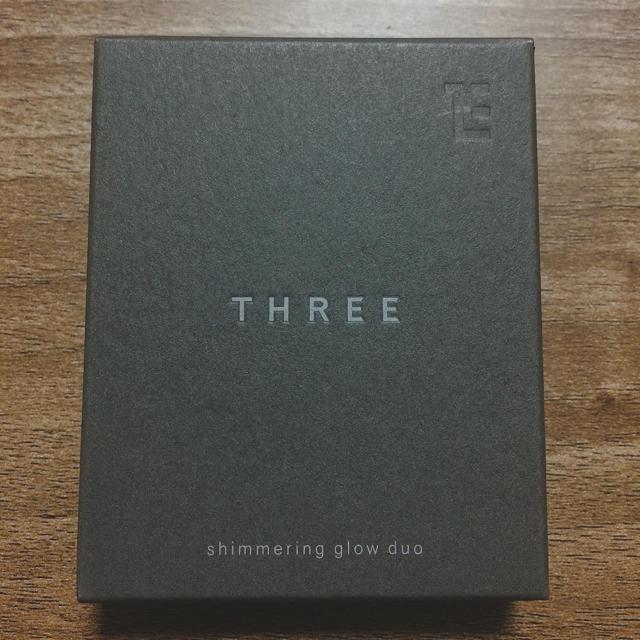 THREE(スリー)のスリー シマリンググローデュオ 02 コスメ/美容のベースメイク/化粧品(フェイスカラー)の商品写真