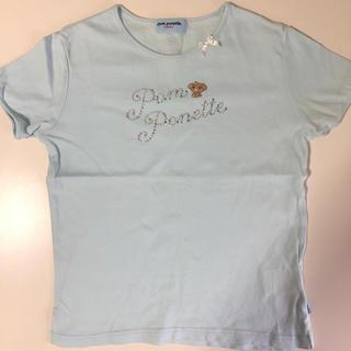 pom ponette - ポンポネット キッズ用 Tシャツ