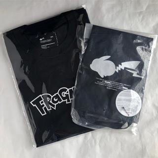フラグメント(FRAGMENT)のフラグメント×ポケモン THUNDERBOLT PROJECT ロゴTシャツ(Tシャツ/カットソー(半袖/袖なし))