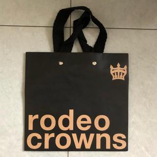 ロデオクラウンズ(RODEO CROWNS)のロデオクラウンズ★RODEOCROWNS★ショッパー★ショップ袋(ショップ袋)