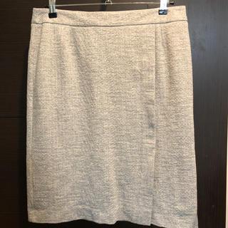 タルボット(TALBOTS)のタルボット セミタイトスカート (ひざ丈スカート)