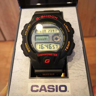 G-SHOCK - CASIO G-SHOCK DW 6100 デッドストック