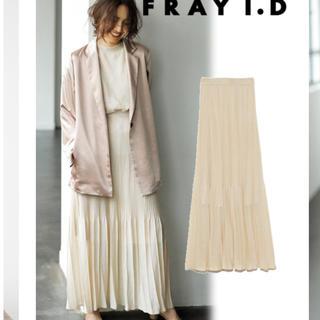 FRAY I.D - 新作 シアースカート