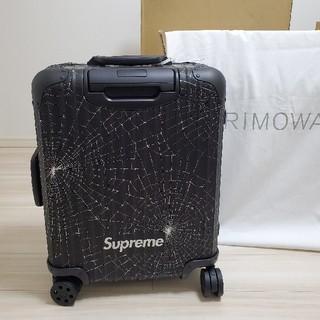 シュプリーム(Supreme)のSupreme®/RIMOWACabinPlus 49L(トラベルバッグ/スーツケース)